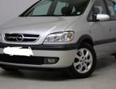 Prakat Oravarcov Opel Zafira Full