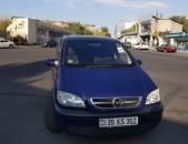 Oravarcov taxi opel zafira 2006 tiv