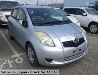 Toyota Vitz , 2005թ.