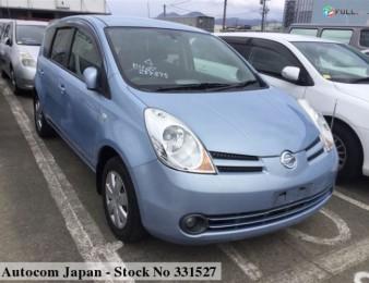 Nissan Note , 2007թ.