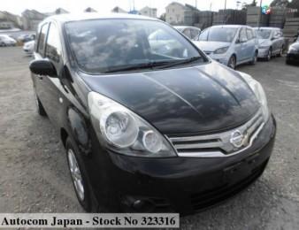 Nissan Note , 2008թ.