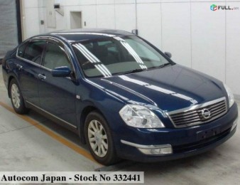 Nissan Teana , 2006թ.