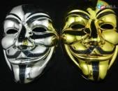 Voskeguyn dimak vendetta anonymous gold chrome