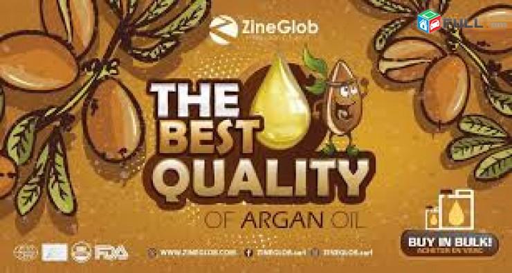 ZINEGLOB ARGAN OIL SUPPLIER AND EXPORTER