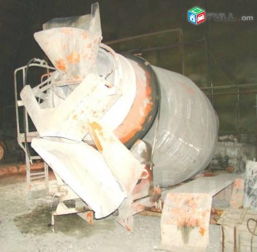 Mixer meshalka betonaxarnich