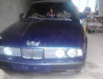 BMW -    520 , 1993թ.ՄՈՍԿՎԱՅՈՒՄ
