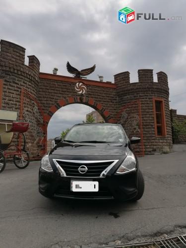 Nissan Versa , 2016թ.