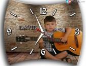 Ժամ նկարով լայն տեսականի