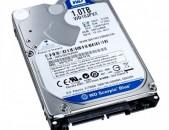 HDD / жесткий диск / vinch er Notebooki 160gb 250gb 320gb 500gb 1TB