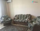 Վարձով 2 սենյականոց բնակարան Կոմիտասի պողոտայում, 42քմ