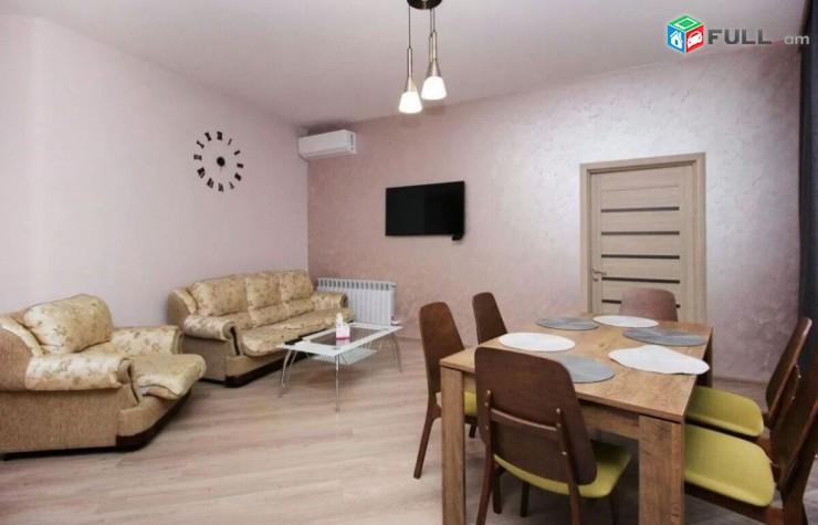 Վարձով 3 սենյականոց բնակարան Եկմալյան փողոցում, 110քմ