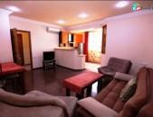 Վարձով 3 սենյականոց բնակարան Սայաթ-Նովայի պողոտայում, 65քմ