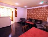 Օրավարձով 3 սենյականոց բնակարան Սայաթ-Նովայի պողոտայում, 66քմ
