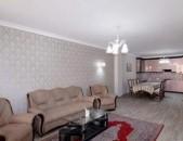 Վարձով 3 սենյականոց բնակարան Արամի փողոցում, 121քմ