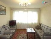 Վարձով 3 սենյականոց բնակարան Քաջազնունու փողոցում, 80քմ