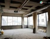 Վարձով կոմերցիոն, գրասենյակային տարածք Սայաթ Նովայի պողոտայում, 100մք