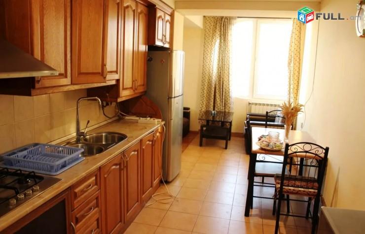 Վարձով 4 (ձևափոխած 5-ի) սենյականոց բնակարան Մամիկոնյանց փողոցում, 135մք