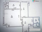 1 սենյականոց բնակարան Բաբաջանյան փողոցում, 53մք