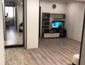 2 (ձևափոխած 3-ի) սենյականոց բնակարան Հին Երևանցու փողոցում (Լալայանց), 67մք