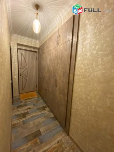Վարձով 2 սենյականոց բնակարան Ուլնեցի առաջին փակուղում, 49քմ