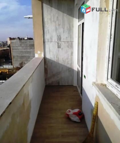 2 սենյականոց բնակարան Ֆուչիկի փողոցում, 52մք