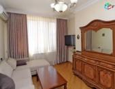 Վարձով 3 սենյականոց բնակարան Սայաթ-Նովայի պողոտայում, 94քմ