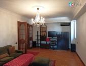 2 (ձևափոխած 3-ի) սենյականոց բնակարան Չարենցի փողոցում, 84քմ