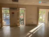 Վարձով կոմերցիոն, գրասենյակային տարածք Սայաթ Նովայի պողոտայում, 255մք