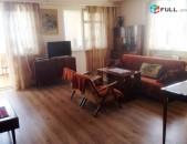 Վարձով 2 (ձևափոխած 3-ի) սենյականոց բնակարան Սայաթ-Նովայի պողոտայում, 76մք