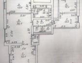 Վարձով կոմերցիոն, (գրասենյականին) տարածք Կոմիտասի պողոտայում, 216քմ