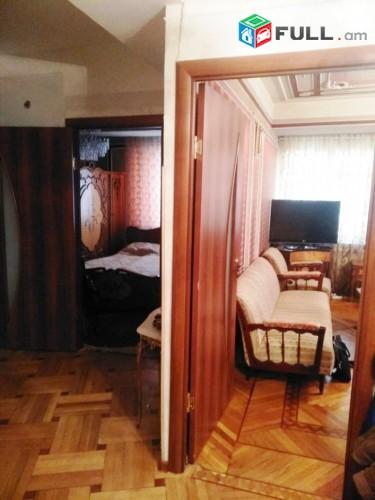 3 սենյականոց բնակարան Չարենց թաղամասում (Ավան)