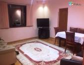 Վարձով 3 սենյականոց բնակարան Սայաթ-Նովա պողոտայում, 93քմ