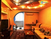 Վարձով 2 սենյականոց բնակարան Վարդանանց փողոցում, 67մք