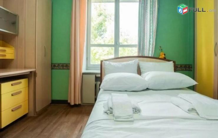 Վարձով 4 սենյականոց ընդարձակ բնակարան Տերյանի փողոցում, 130մք