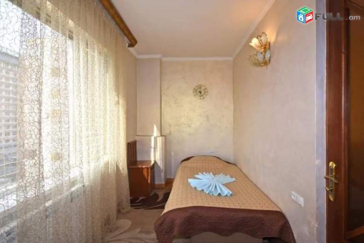 Վարձով 4 սենյականոց բնակարան Սայաթ-Նովայի պողոտայում, 96մք