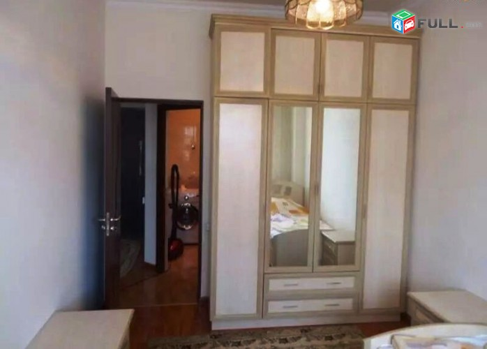 Վարձով 2 սենյականոց բնակարան Ռոստոմի փողոցում, 57մք