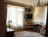 Օրավարձով 2 սենյականոց բնակարան Վարդանանց փողոցում, 78մք