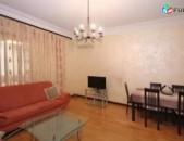 Օրավարձով 3 սենյականոց բնակարան Կասկադում, 76մք