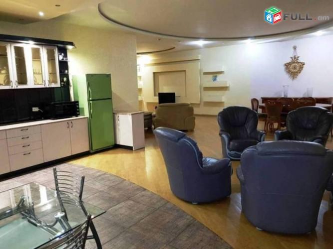 Վարձով 4 սենյականոց բնակարան Հյուսիսային պողոտայում, 200մք
