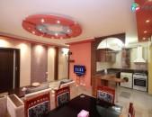 Օրավարձով 2 (ձևափոխած 3-ի) սենյականոց բնակարան Կողբացի փողոցում, 81մք