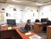 Վարձով գրասենյակային, կոմերցիոն, օֆիսային տարածք Մ. Բաղրամյանի պողոտայում