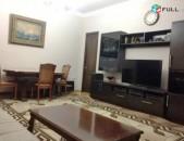 2 (ձևափոխած 3-ի) սենյականոց բնակարան Դեմիրճյան փողոցում, 71մք