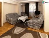 Վարձով 2 սենյականոց բնակարան Նալբանդյան փողոցում, 55մք