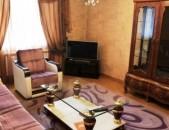 Վարձով 2 սենյականոց բնակարան Քաջազնունի փողոցում, 65քմ