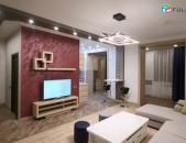 2 սենյականոց գերազանց բնակարան Դեմիրճյան փողոցում, 67մք