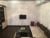 Վարձով 2 սենյականոց բնակարան Քաջազնունի փողոցում, 45մք