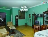 Վարձով 6 սենյականոց բնակարան Սայաթ-Նովայի պողոտայում, 201մք