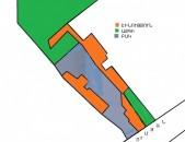 Հարմար է Սիթիի Սերվիզի, բազմահարկանի շենքի, 5000 / 800քմ. շին. Եռաֆազ հոս, գազ,կոյուղի