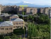 Հ Ա Բ-1թ. 3ս. 65քմ. գեղեցիկ տեսարանով Մասիսար,կանաչապատ գոտի