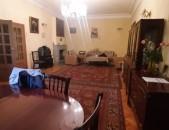 4 սենյականոց բնակարան Թամանյանի փողոցում, 162 ք.մ., բարձր առաստաղներ, 1/2 հարկ, քարե շենք